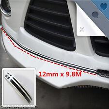 "1/2""32 Feet Car Body Pin Stripe Double Tape Decal Vinyl Sticker Pinstriping 12mm"
