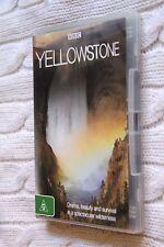 YELLOWSTONE (DVD) REGION-4, LIKE NEW (DISC: NEW) FREE SHIPPING WITHIN AUSTRALIA