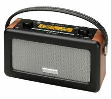 ROBERTS Vintage Portable DAB Radio - Black - Currys