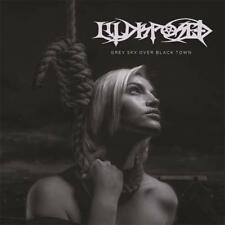 ILLDISPOSED - Grey Sky Over Black Town - Vinyl-LP - Splatter Vinyl