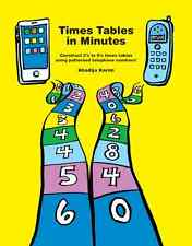 Times Tables in Minutes - Free Standard Shipping