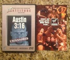 WWF - Austin 3:16 (DVD, 2002)Authentic US Release