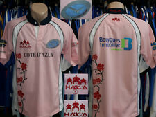 Rugby Union  Aigles Var Ouest Rugby Haka France Jersey Shirt Maillot Cote D'Azur