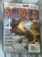 Scrye Magazine Issue #102 - December 2006