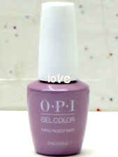 OPI GelColor New Gel Nail Polish Soak-Off V34- Purple Palazzo Pants