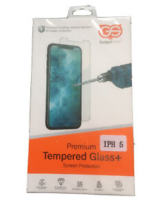 premium tempered glass screen protector Iphone 5/5s/se Multi buy discount