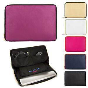 "Tablet Leather Sleeve Case Zip Bag For 8"" Lenovo Tab M8 FHD/Samsung Galaxy Tab A"