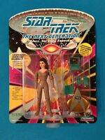 Star Trek TNG - 1993 - Playmates - Lt Commander Deanna Troi