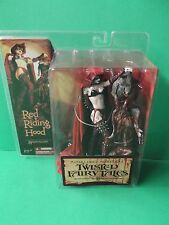 "McFARLANE'S MONSTERS TWISTED FAIRY TALES SEXY ""RED RIDING HOOD"""