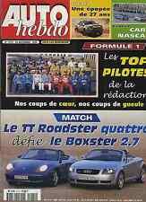 AUTO HEBDO n°1215 du 24 Novembre 1999