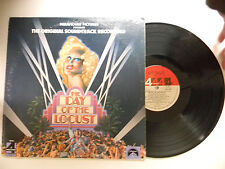 John Barry - The Day Of The Locust (soundtrack Lp) ~ London Phase 4 Vg+ to M-