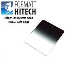 Hitech 85 densidad neutra Grad ND1.2 Filtro de borde suave. nuevo