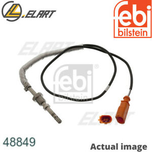 EXHAUST GAS TEMPERATURE SENSOR FOR VW SKODA AUDI SEAT TIGUAN 5N FEBI BILSTEIN