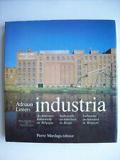 histoire architecture industrielle belge industriële architectuur Belgique