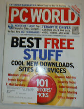 PC World Magazine Best Free Stuff Cool Downloads May 2006 032015R