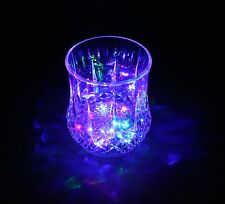Light Up Drink Glass Cup Flashing Cup Blinking LED Cup Whisky Glass Glowing Cup