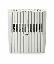 VENTA LW25 2-IN-1 HUMIDIFIER AND AIR PURIFIER EVAPORATOR - WHITE NEW OPEN BOX