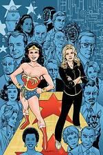 WONDER WOMAN '77 MEETS THE BIONIC WOMAN #2 1:5 LOPRESTI VIRGIN VARIANT COVER!