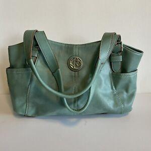 Relic Bleeker Mint Green Shoulder Bag NEW