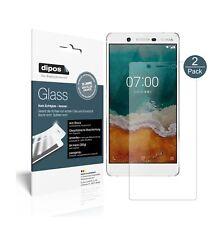 2x Nokia 7 Screen Protector matte Flexible Glass 9H dipos