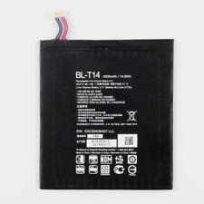 Tablet Battery For LG G Pad 8.0 V480 V490 V495 V496 BL-T14 Authentic 4000mAh