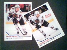 PATRICK KANE   SPORTS ILLUSTRATED FOR KIDS LOT OF 2-DIFFERENT CARDS
