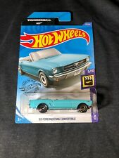Hot Wheels 2020 '65 Ford Mustang Convertible - C Case