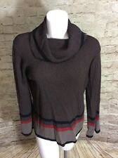 JL BALL OF COTTON TURTLENECK SWEATER MEDIUM