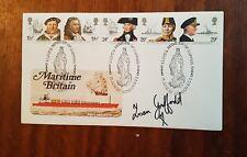 Hornblower Ioan Gruffudd Signed FDC