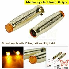 """1"""" Handlebar Hand Grips Motorcycle For Harley Davidson Touring Sportster XL883"""