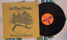 The Possum Hunters Lp In The Pines 1968 Takoma Mint-