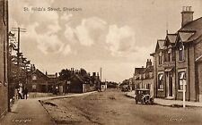 Sherburn near East Heslerton. St Hilda's Street # Srn.9.