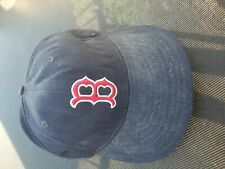 vintage boston red sox cap
