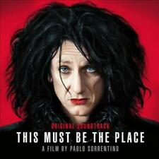 ORIGINAL SOUNDTRACK - THIS MUST BE THE PLACE USED - VERY GOOD CD