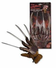 Nightmare on Elm Street Deluxe Freddy Krueger Glove Costume Licensed, NEW UNWORN