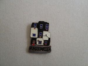 Kunst - Pin:  - HUNDERTWASSER -    Weltberühmtes  Motiv