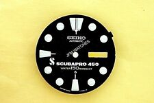 NEW SEIKO SCUBAPRO 450 DIAL 6306 7000 DIVERS WATCH NR#208