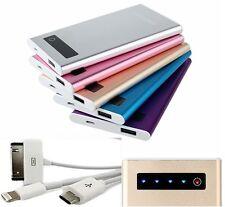 POWER BANK carica BATTERIA ESTERNA USB 100000mAh UNIVERSALE SMARTPHONE portatile
