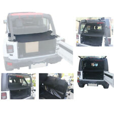 Trunk Cargo Shade Cover Net Organizer Shield For Jeep Wrangler Unlimited 2007-18