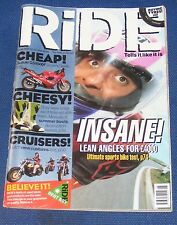 RIDE MAGAZINE JUNE 1997 - INSANE!