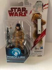 """Star Wars **RESISTANCE TECH ROSE** Force Link Sealed 3.75"""" Figure!!!"""