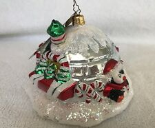 New! Christopher Radko Penny's Palace Ornament