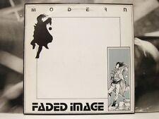 FADED IMAGE - MODERN - MINI LP + INSERT 1984 SUPPORTI FONOGRAFICI SF 001