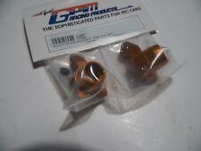 "GPM XV022 Alloy Rear knuckle arm Set "" orange "" TAMIYA XV01"
