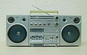 GHETTOBLASTER PHILIPS  D 8614 Stereo Radiorecorder