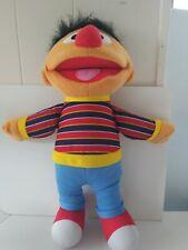 Sesame Street plush stuffed animal pal Ernie Fisher Price 16 inch Toy
