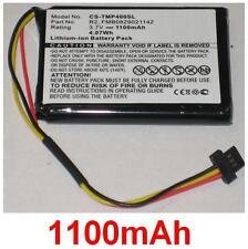 Batería 1100mAh tipo FMB0829021142 R2 Para TOMTOM 340S VIVIR XL