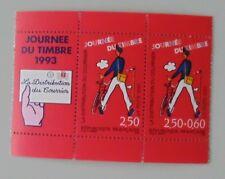 France année 1993 P2793Aa neuf luxe ** fête du timbre provenant de carnet