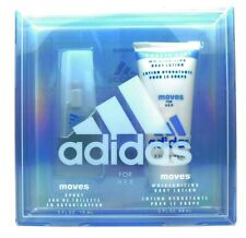 ADIDAS MOVES FOR HER LADIES GIFT SET NEW