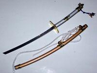 Japanese Doll Miniature KATANA Sword Tsuba 26cm Hina